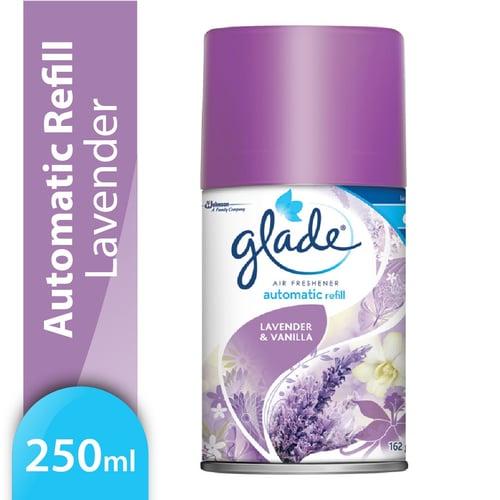 GLADE Matic Spray Lavender Refil 250ml