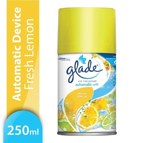 GLADE Matic Spray Fresh Lemon Refil 162ml
