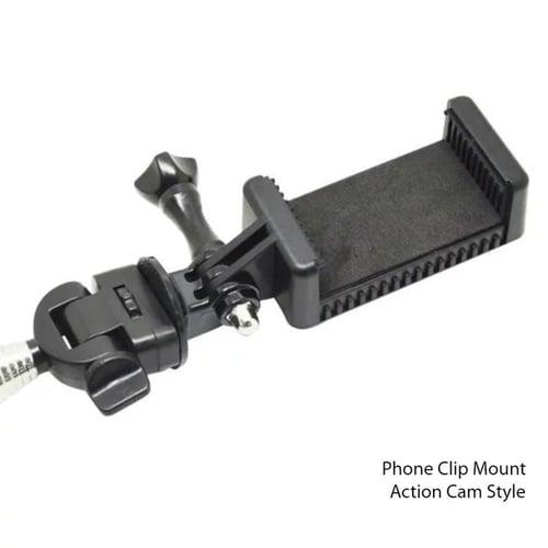 Phone clip mount
