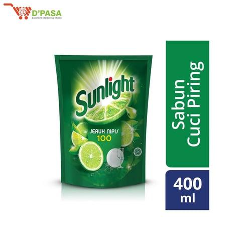 SUNLIGHT JERUK NIPIS 400 ML