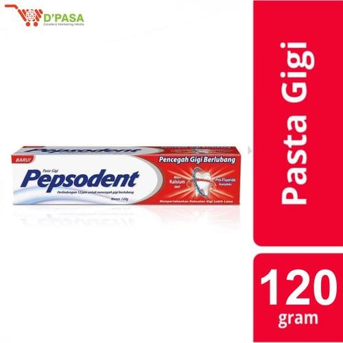 PEPSODENT PASTA GIGI WHITE 120 GR