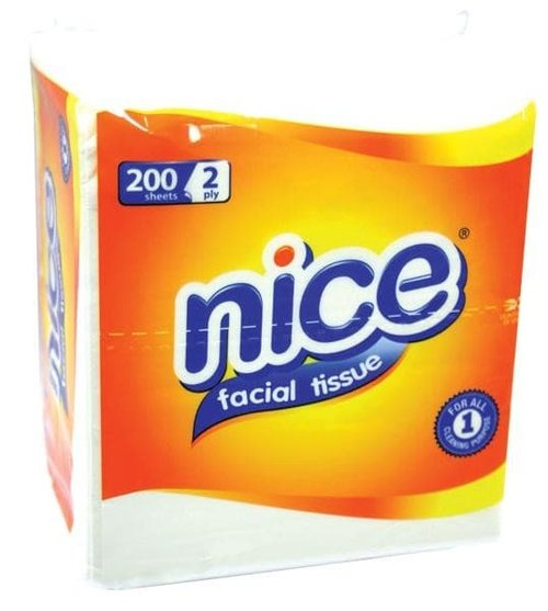 Tissue Nice Pop Up - Tissue Facial - Lembaran - Tissue Facial 200 S