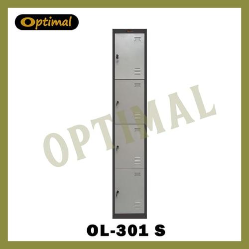 OPTIMAL LOCKER 4 PINTU OL 301-S