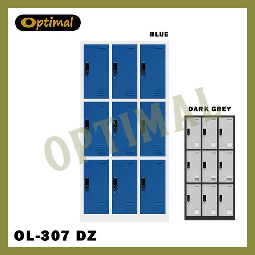 OPTIMAL LOCKER 9 PINTU OL-307 DZ