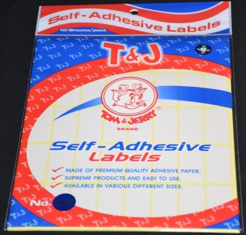 Tom & Jerry Label Polos 108