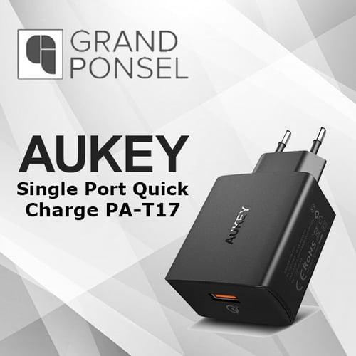 Aukey PA-T17 Single Port QuickCharge 3.0 Qualcomm