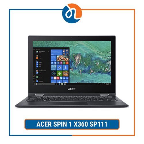 ACER SPIN 1 X360 SP111 - N4000 4GB 500GB WIN10 11.6HD TOUCH