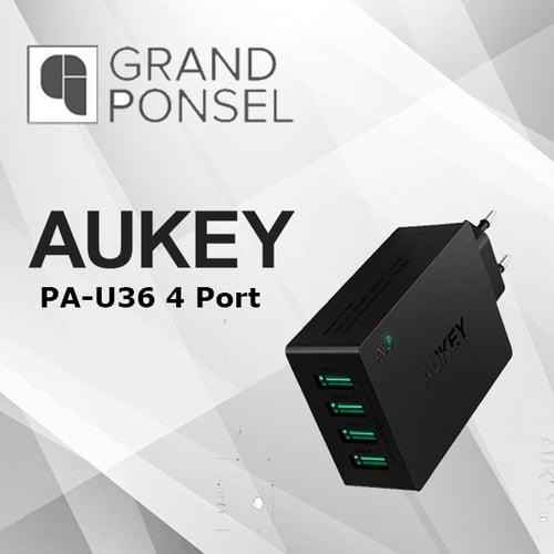 Aukey PA-U36 Wall Charger 4 Port
