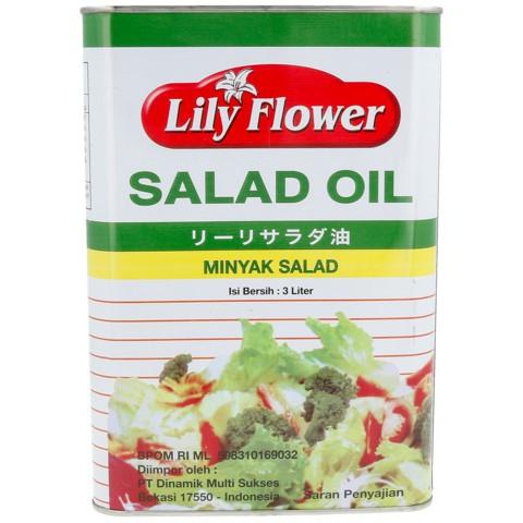 LILY Salad Oil 3 Kg