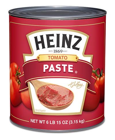 HEINZ Tomato Paste 3Kg