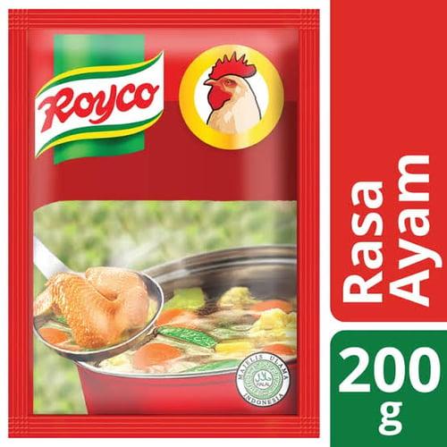 Royco ayam berat 200g