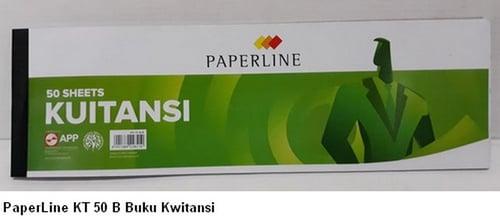 PaperLine KT 50 B Buku Kwitansi