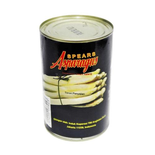 TTS  Asparagus Spear 425 Gr
