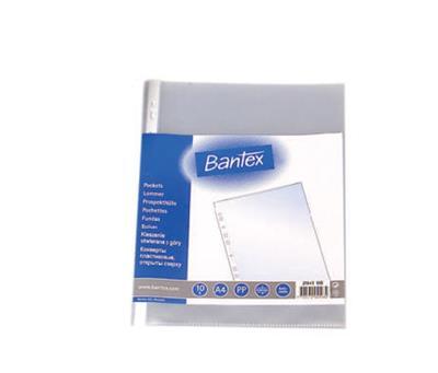 Bantex 8040-08 Pocket 2040 A4 0,06 mm PP Clear (  20 Pcs )