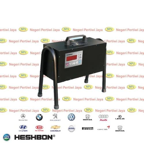 Heshbon Diesel Smoke Opacity Meter HD-410 - Alat Uji Emisi Kendaraan