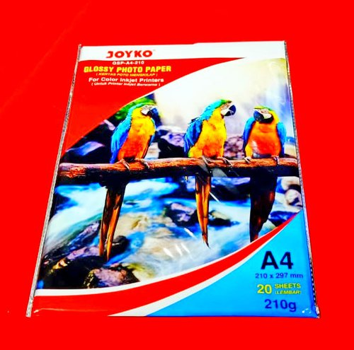 Joyko Glossy Photo Paper GSP-A4-210
