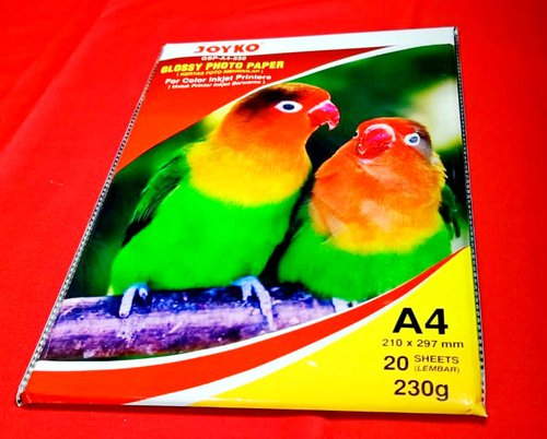 Joyko Glossy Photo Paper GSP-A4-230