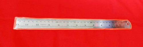 Joyko Ruler (Stainless Steel) 30 cm