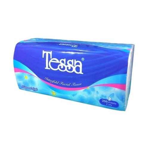 SATUAN  Tissue Tessa TP 22 - Tssue Refill - Tissue Tessa Lembaran 250 S - TP 22