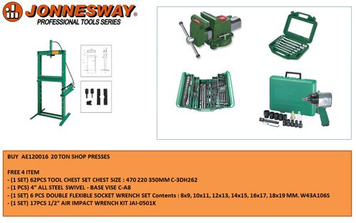 JONNESWAT AE120016 BUY 1 GET 5