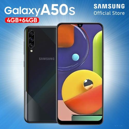 Samsung Galaxy A50S 4GB/64GB Green - Garansi Resmi