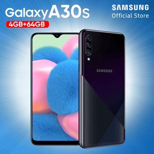 Samsung Galaxy A30S 4GB/64GB Green - Garansi Resmi Indonesia