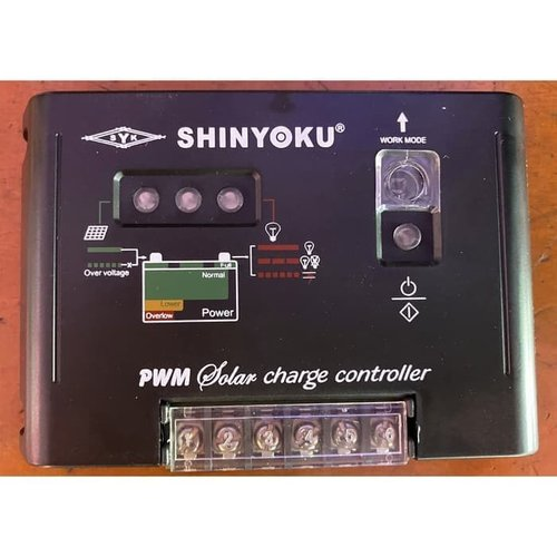 Solar Charge Controller Pwm 20a Shinyoku