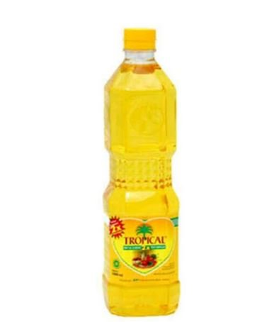 TROPICAL Minyak Goreng Botol 1 L 1 Karton