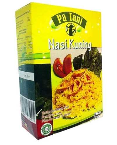 Nasi kuning instan 250gr