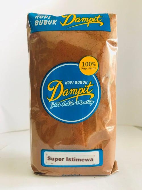 Kopi Dampit SUPER ISTIMEWA  Bubuk  250g