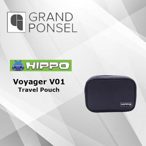 Hippo Voyager V01 Mini Travel Bag Tas Power Bank Organizer
