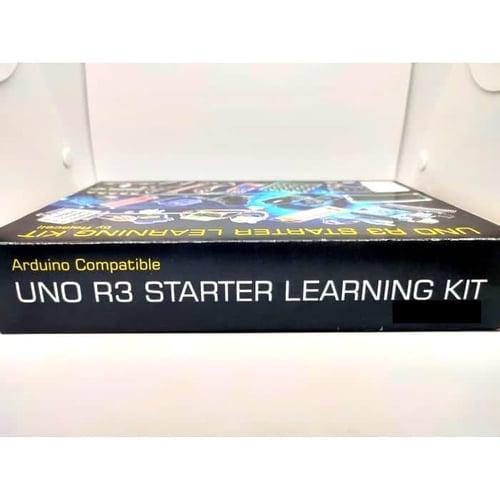 Paket Starter Learning Kit Uno SMD Paket Belajar Arduino