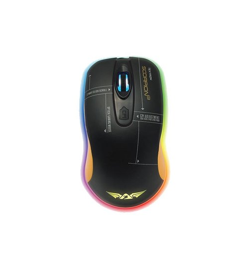 Mouse Gaming Armaggeddon Textron Scorpion 3