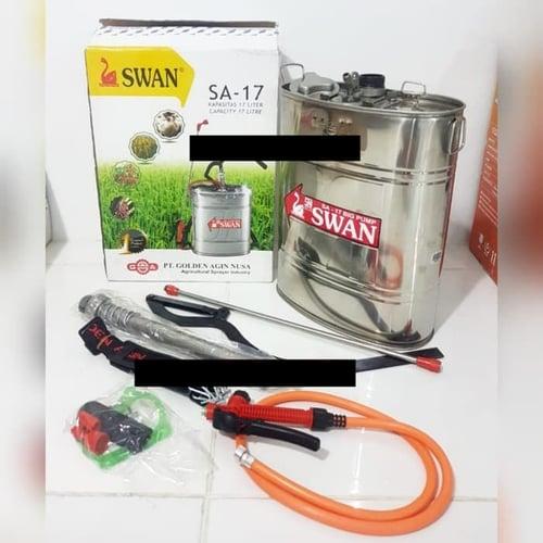 Hand Sprayer Stainless Steel SWAN SA BIG alat semprot hama