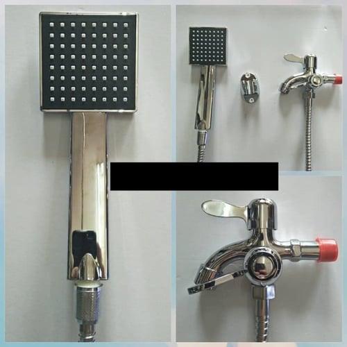 Paket Shower Shower Mandi Kran Cabang