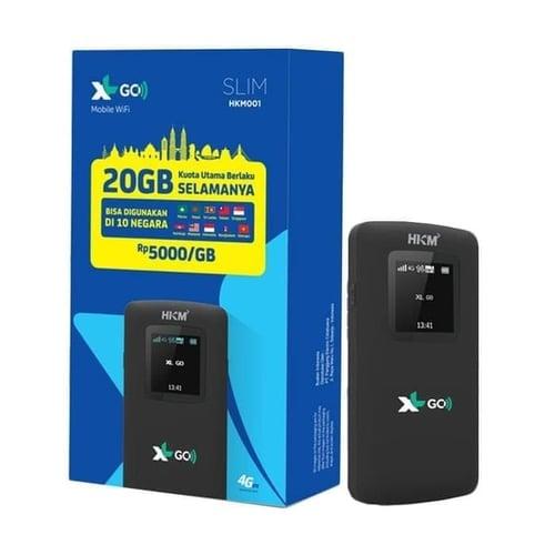Mifi Modem Wifi 4G All Operator HKM