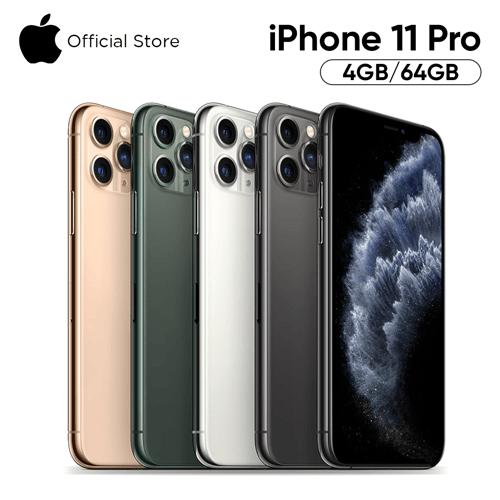 iPhone 11 Pro 64GB Gray - Garansi Resmi