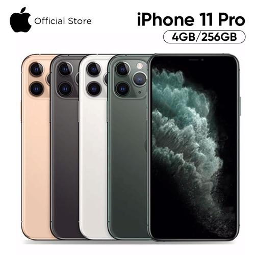 iPhone 11 Pro 256GB Gray - Garansi Resmi