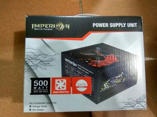 Power Suplay PSU Gaming Imperion 550w