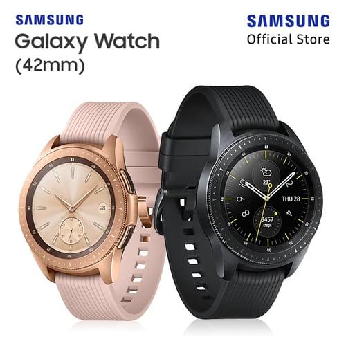 Samsung Galaxy Watch S4 42mm SM-R810 Black - Garansi Resmi