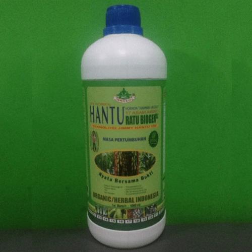 Pupuk Organik Jimmy HANTU ZPT Ratu Biogen 250 ml