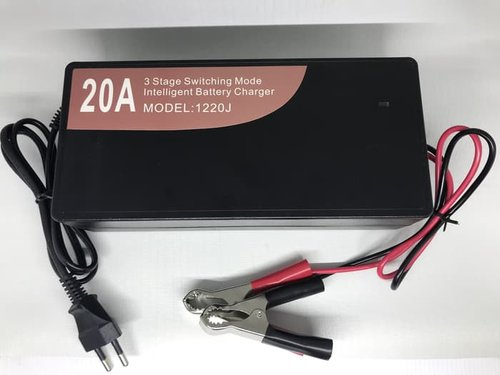Charger Aki 12V 20A model 1220J