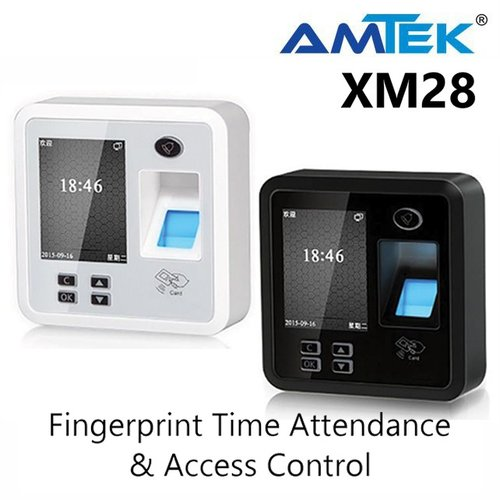 XM28 Fingerprint Time Attendance & Access Control