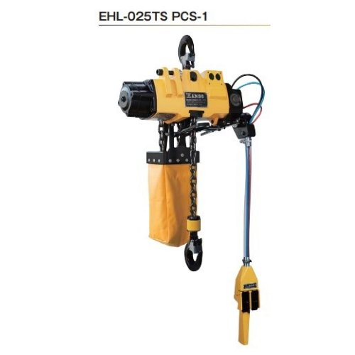 ENDO Air Hoist EHL-025TS PCS-1 (Single chain with remote type)