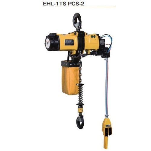 ENDO Air Hoist EHL-1TS PCS-2 (Single chain with remote type)
