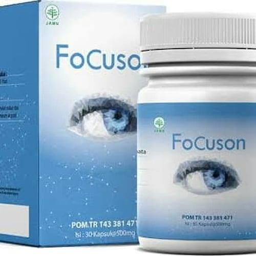 Vitamin Mata Focuson