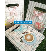 Product description Paper Bag Motif / Tas Kertas Kado / Tas Ulang tahun - M The Dream-Letter