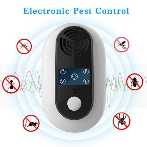 Electronic Pest Control Ultrasonic Pest Repeller Home