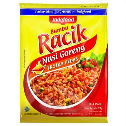 Bumbu racik nasi goreng ekstra pedas indofood