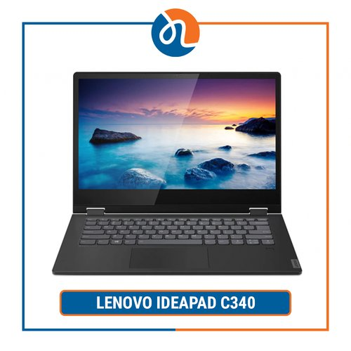 LENOVO IDEAPAD C340-14IWL - PENTIUM 5405U 4GB 256GB SSD W10 14HD TOUCH